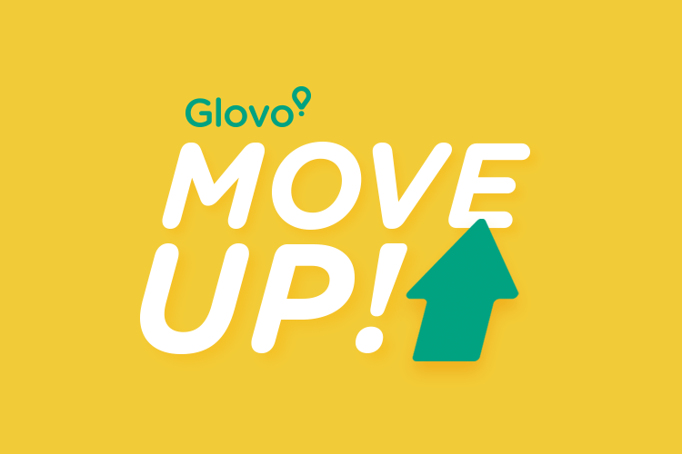 Glovo Move Up!
